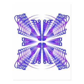 Zoom Sequence: Vector Art: Postcard