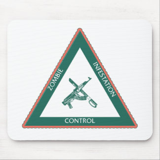 Zoombie unity control mousepad