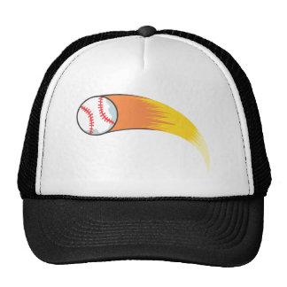 Zooming Baseball Mesh Hats