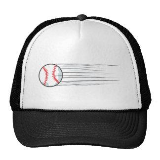 Zooming Baseball Hit Cap