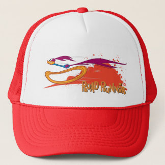 Zooming Roadrunner Trucker Hat