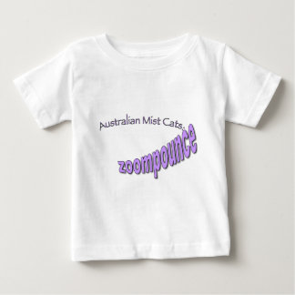 Zoompounce lilac.png baby T-Shirt