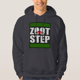 Zootstep zooted Funny DUBSTEP Hooded Pullover