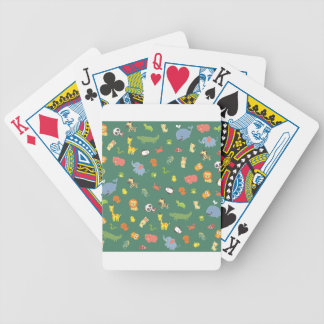 ZooZuu Bicycle Playing Cards