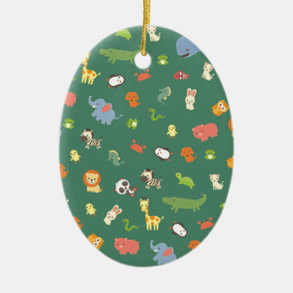 ZooZuu Christmas Ornament