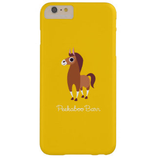 Zora the Horse Barely There iPhone 6 Plus Case