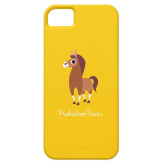 Zora the Horse Case For The iPhone 5