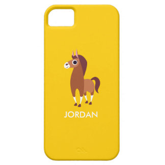 Zora the Horse iPhone 5 Cover