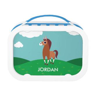 Zora the Horse Lunch Box