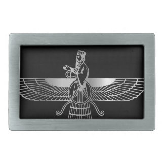 Zoroastrianism Faravahar Belt Buckles