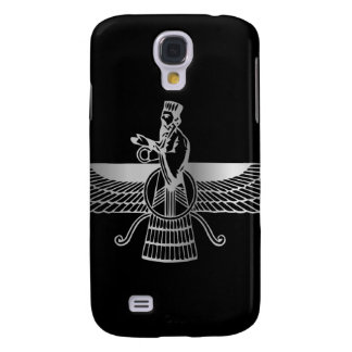 Zoroastrianism Faravahar Galaxy S4 Case