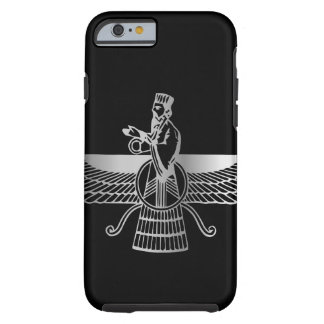 Zoroastrianism Faravahar Tough iPhone 6 Case