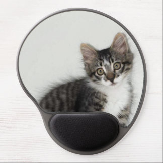 Zorro Kitten Gel Mousepad Gel Mouse Mat