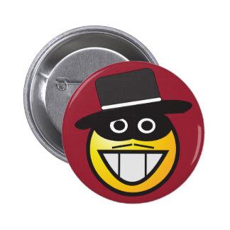 Zorro Smiley Badges
