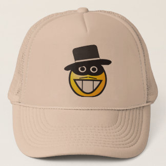 Zorro Smiley Trucker Hat