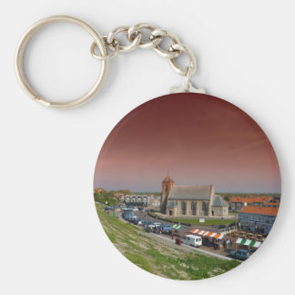 Zoutelande, Netherlands Keychains