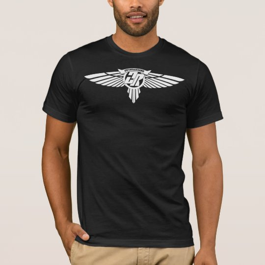 ZR Wings - Clean White T-Shirt