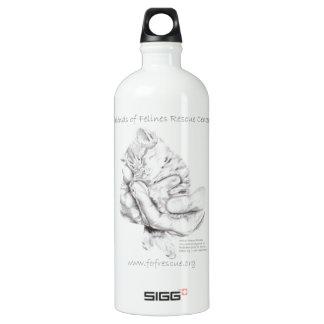 ZsaZsa Hands w Grey Text SIGG Traveller 1.0L Water Bottle