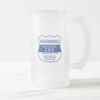 ZSS (Zombie Security Systems) Coffee Mug