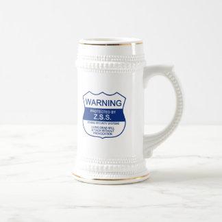 ZSS (Zombie Security Systems) Mug