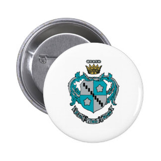 ZTA Crest Color 6 Cm Round Badge