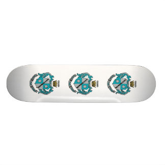 ZTA Crest Color Skateboard Decks