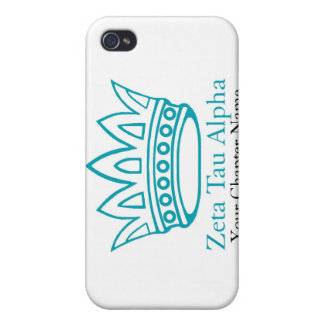 ZTA Crown with ZTA Case For The iPhone 4