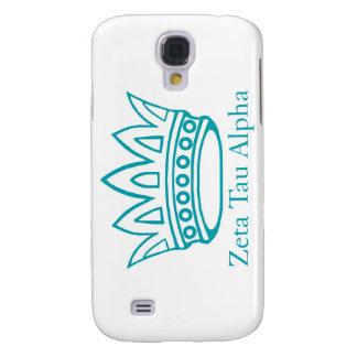 ZTA Crown with ZTA Galaxy S4 Case