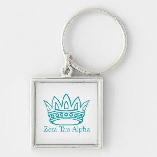 ZTA Crown with ZTA Key Ring