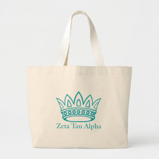 ZTA Crown with ZTA Large Tote Bag