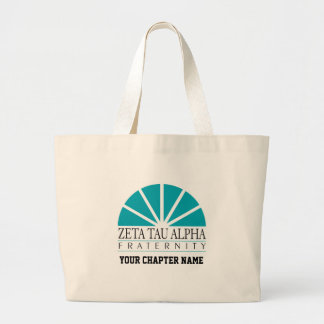 ZTA Logo Large Tote Bag