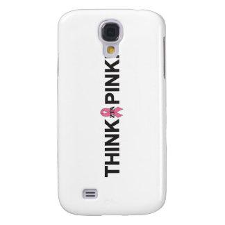ZTA Think Pink! Galaxy S4 Case