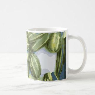 Zucchini and Winter Squash Harvest Mug