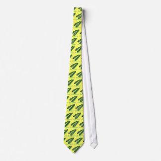 Zucchini Squash Tie