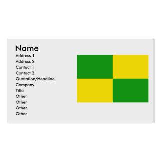 Zulte, Belgium Pack Of Standard Business Cards