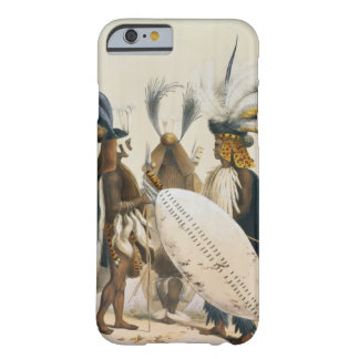 Zulu Soldiers of King Panda's Army, plate 20 from Barely There iPhone 6 Case