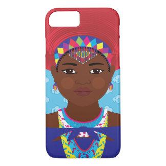 Zulu, South African Matryoshka Case