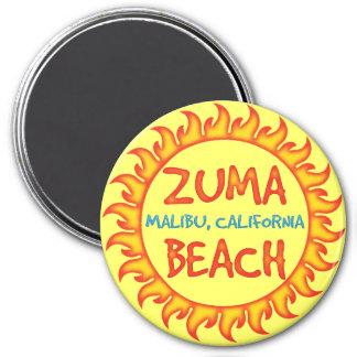 Zuma Beach Magnet