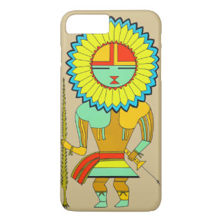 Zuni Man Sunface iPhone 7 Plus Case