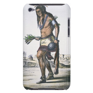 Zuni Tribesman, 1854 (colour litho) Barely There iPod Case