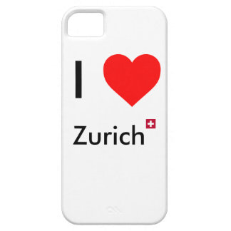 Zurich Iphone 5/5s Case