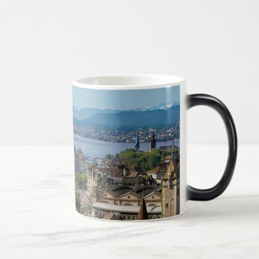 Zurich Coffee Mugs