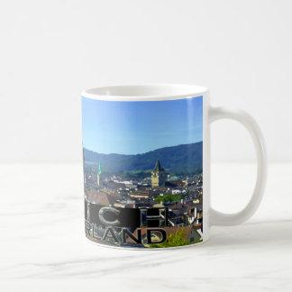 Zurich Coffee Mug