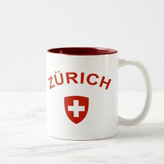 Zurich Mugs
