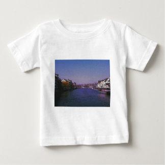 Zurich Switzerland Digital art. Baby T-Shirt