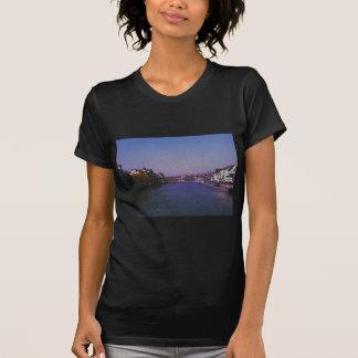 Zurich Switzerland Digital art. T Shirt