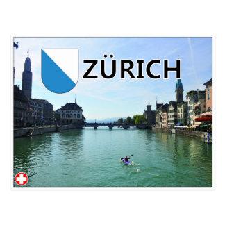 Zürich - Switzerland Postcard