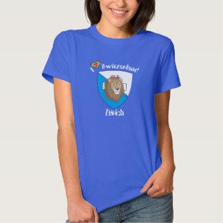Zurich - Switzerland - Suisse - Svizzera   T-shirt