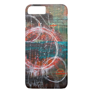 Zuzka Genesis Abstract Painting iPhone Plus Case