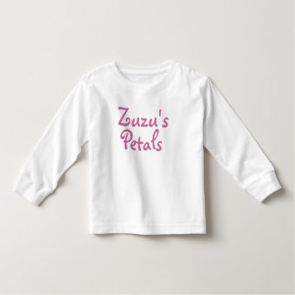 ZUZU'S PETALS GIRL'S LONG-SLEEVE SHIRT